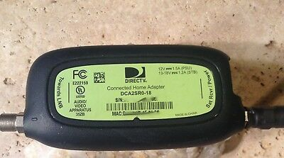 DIRECT TV CONNECTED HOME ADAPTER DECA DCA2SR0-01 New never used NIB