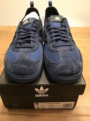 best sneakers 574d2 26124 ADIDAS X CP Company Samba Blue Size UK 9.5 Sold Out Brand New In Box