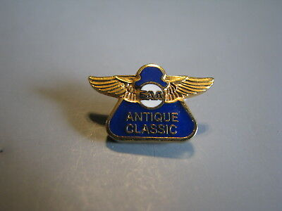 Eaa Antique Classic Experimental Aircraft Association Hat Pin