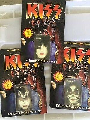 Kiss Phone Cards