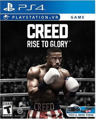 Creed: Rise to Glory VR for PlayStation VR [New PS4] PS 4, Playstation VR