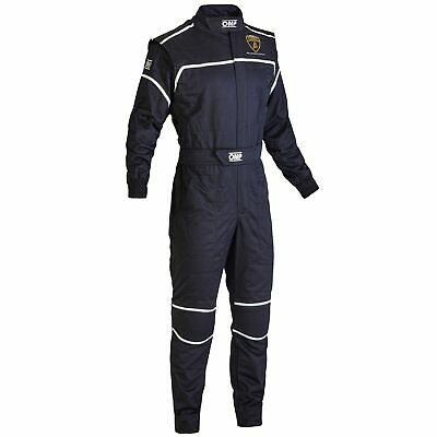 OMP Blast Mechanics Race Overalls - Automobili Lamborghini Collection Size 64