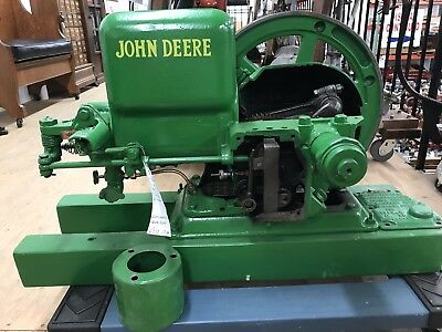 """John Deere HIT AND MISS CUT-A-WAY """"Restored"""" *REDUCED PRICE*"""