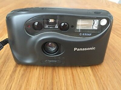 Panasonic 35mm Compact Camera (C-535AF)