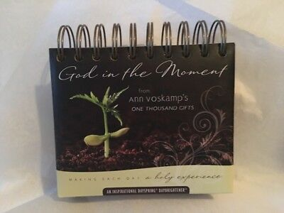 God in the Moment Ann Voskamp One Thousand Gifts Christian