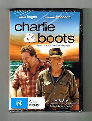 Charlie & Boots - Dvd Brand New & Sealed