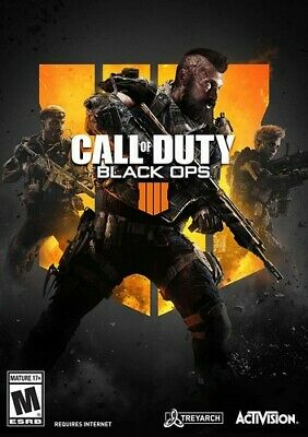 Call of Duty: Black Ops 4 for PC [New Games]