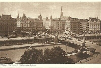 "Superb Postcard Of Vienna ""wien,"