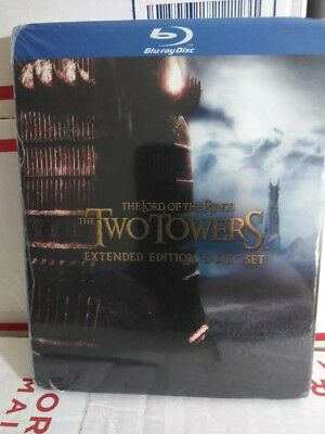 The Lord Of The Rings The Two Towers Extended 5-Disc Edition  Blu-Ray