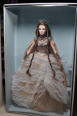 Barbie Faraway Forest LADY OF THE WHITE WOODS CGK94 NEW