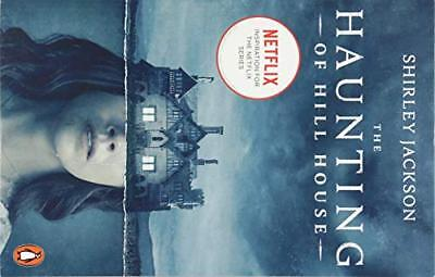 The Haunting of Hill House: Now the Inspir by Shirley Jackson New Paperback Book
