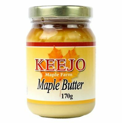 Maple Butter Keejo 170g