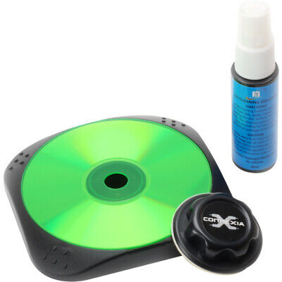20% OFF** 55555 CONNEXIA Wet Disc Cleaner For Blu-Ray / DVD / CD Cleaner Comes