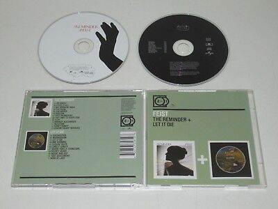Feist/The Reminder + Let It Die(Polydor 600753358108) 2Xcd Album