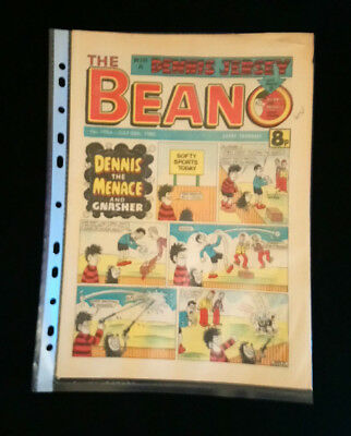 The Beano Comic #1984 - 26/07/1980 - UK Weekly Comic