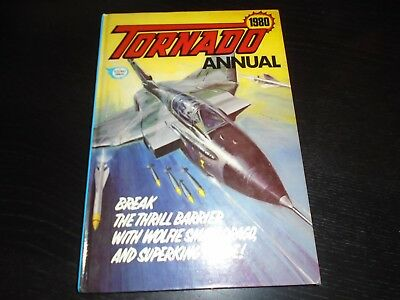 TORNADO ANNUAL 1980 will merge with 2000 AD unclipped - VG