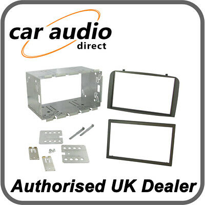 Connects2 CT23AR03 Double DIN Facia Plate Alfa Romeo 147 GT Type 937 Anthracite