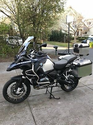 2016 BMW R1200 GS Adventure L/C