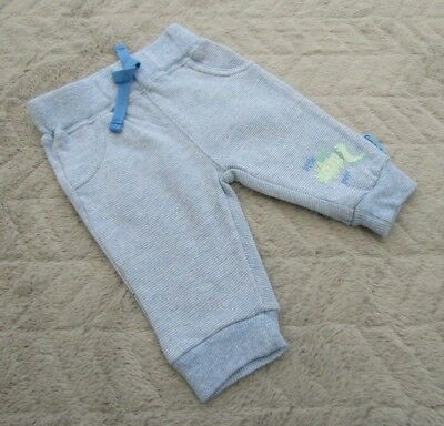 Baby Boys 100% Cotton Blue George Pig Dinosaurs Sweatpants/Joggers (Newborn)
