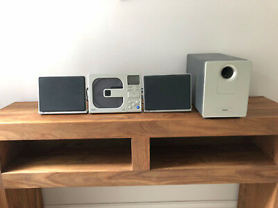 TEAC Micro Hi-Fi System MC - DX10 CD & Radio *COLLECTION ONLY*