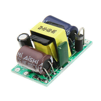 5Pcs AC-DC 5V1A Isolated Switching Power Supply Module For MCU