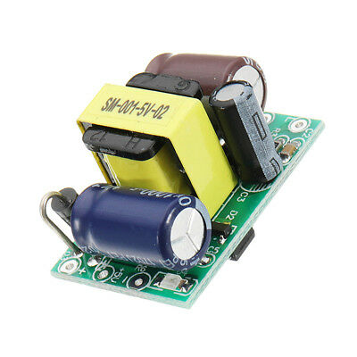 3Pcs AC-DC 5V1A Isolated Switching Power Supply Module For MCU