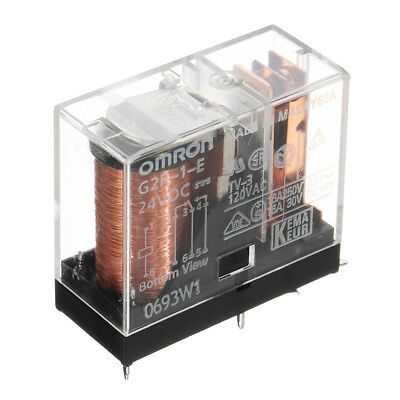 1 Channel Omron Relay PLC Amplification Board Controller With Indi