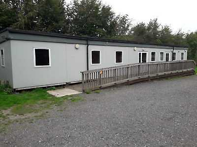 Large 7 Bay Modular building, Portable building, Office, Cabin, Showroom