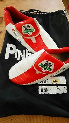 Taekwondo Shoes Size 3 Pine Tree