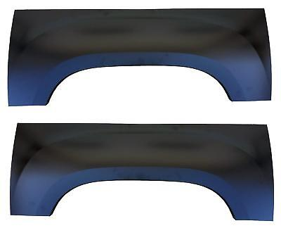 Upper Wheel Arch Quarter Panel For 6' and 8' Beds for 07-13 GMC Sierra-PAIR