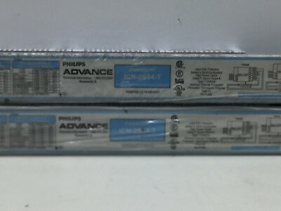 LOT OF 2 Philips Advance ICN-2S54-T