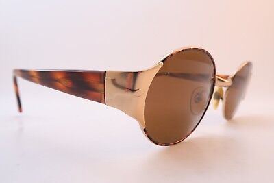 Vintage Persol sunglasses Size 53-19 Italy original etched glass lens *****