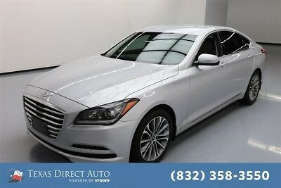 2015 Hyundai Genesis 3.8L Texas Direct Auto 2015 3.8L Used 3.8L V6 24V Automatic RWD Sedan
