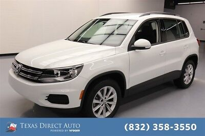 2017 Volkswagen Tiguan AWD 2.0T Limited S 4Motion 4dr SUV Texas Direct Auto 2017 AWD 2.0T Limited S 4Motion 4dr SUV Used Turbo 2L I4 16V