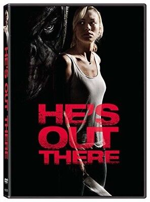 He's Out There DVD