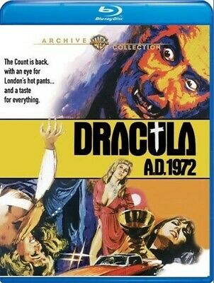 Dracula A.D. 1972 [New Blu-ray] Manufactured On Demand, Subtitled, Amaray Case