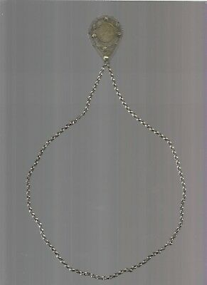 antique ottoman silver,19 th. CENTURY. PENDANT  FILIGRE  WITH  COINS  AND  CHAIN