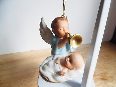 1998 Ashton-Drake Porcelain Ornament And His Name Shall Be Called Messiah ~VGCC~