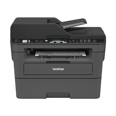 Brother Mfc-L2750Dw Compact Laser All-In-One Printer, New Original (Oem)