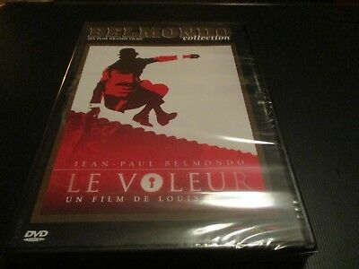 "DVD NEUF ""LE VOLEUR"" collection BELMONDO N°58, Genevieve BUJOLD, Marlene JOBERT"