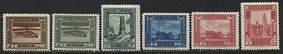 Italian Somalia 1932 various definitive values to 2 lire mint o.g.