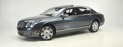 2012 Continental Flying Spur -- 2012 Bentley Continental Flying Spur Thunder Porpoise 1-Owner Bespoke