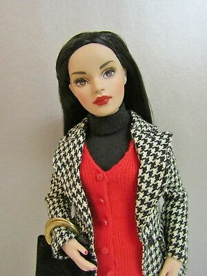 """Tonner 10"""" Tiny Kitty Doll NOBILITY & NUANCES with Bending Arms & Restyled Hair"""