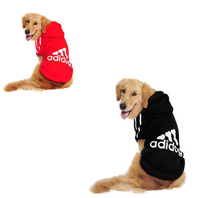Pretty XSmall XS Pink Adidog Hoodies For Small Dogs Outfits Apparel Sale