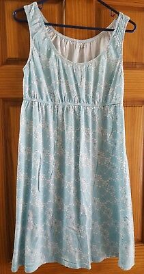 Baby Be Mine 2 in 1 Maternity Nursing Nightgown Size Medium