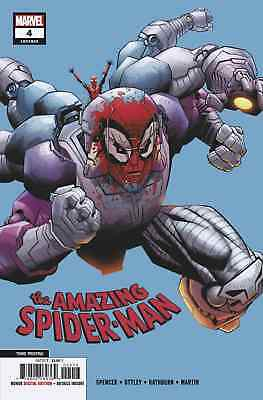 AMAZING SPIDERMAN 4 vol 5 2018 3rd PRINT VARIANT NM PRE-SALE 11/7