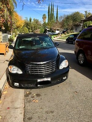 2007 Chrysler PT Cruiser  2007 pt cruiser