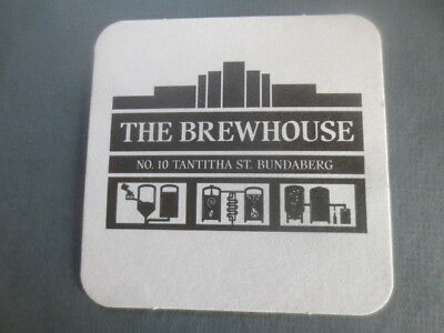 "1 only BARGARA  Micro  BREWERY,Queensland 2nd Issue BEER COASTER  "" NEW """