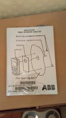 ABB ACS/H-CP-EXT Panel Extension Cable Kit 68294673 keypad fitting kit