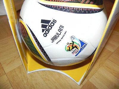 adidas Fussball WM 2012 Jabulani Match Ball official South Africa Gr. 5 FIFA Cup